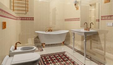 Как быстро и недорого сделать ремонт ванной комнаты и туалета