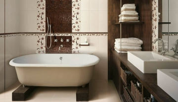 Акриловые ванны отечественного бренда Santek. Оптимальное соотношение цены и качества