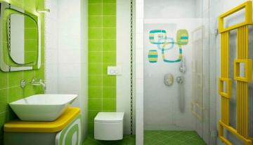 Отделка ванной комнаты панелями ПВХ. Эконом вариант для любого санузла