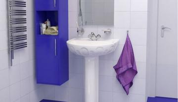 Раковины с пьедесталом для ванной комнаты - оптимальный вариант для любого санузла