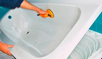 Что такое пластиковая вставка в ванну и сколько она служит